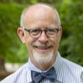dean of undergraduates Christoph Guttentag smiling
