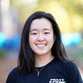 Duke undergraduate student, Alice Dai, smiling