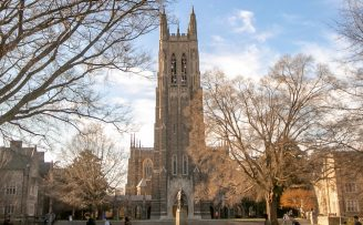 image of duke chapel